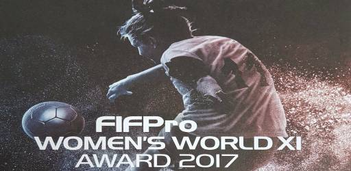 FIFPro Women's #WorldXI glasanje